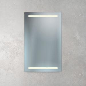 Badspiegel viel Licht