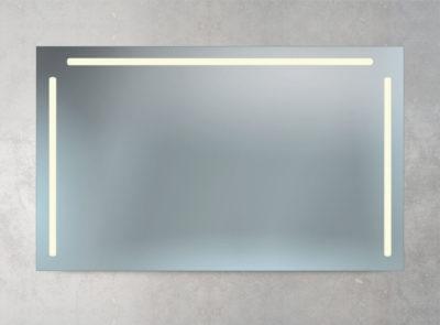 beleuchteten Spiegel konfigurieren