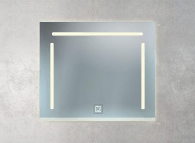 Spiegel mit Sensor konfigurieren