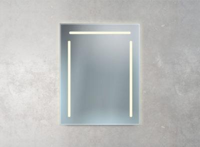 Lichtspiegel mit indirekter Beleuchtung